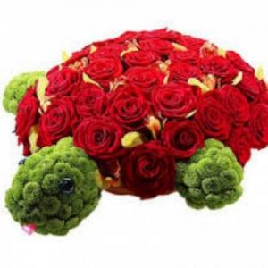 Купить игрушка из цветов-№8 в Комсомольске-на-Амуре