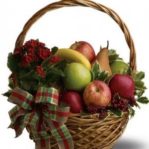 Купить корзина из фруктов №7 в Комсомольске-на-Амуре