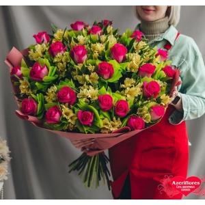 Купить букет «Послевкусие» в Комсомольске-на-Амуре