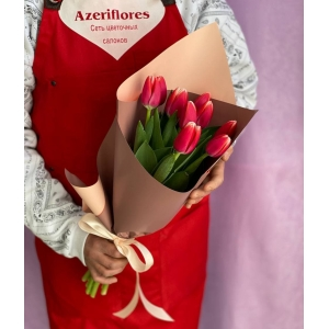 Купить букет «Весеннее вдохновение» с доставкой в Комсомольске-на-Амуре