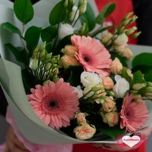 Букет «Весенний аромат» с доставкой в Комсомольске-на-Амуре