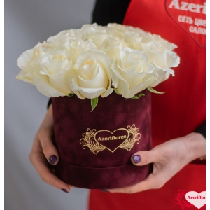 Купить коробку цветов с доставкой в Комсомольске-на-Амуре