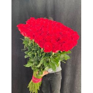 Купить розу Эксплорер (150 см) с доставкой в Комсомольске-на-Амуре