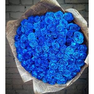 Купить охапку из 51 розы в Комсомольске-на-Амуре