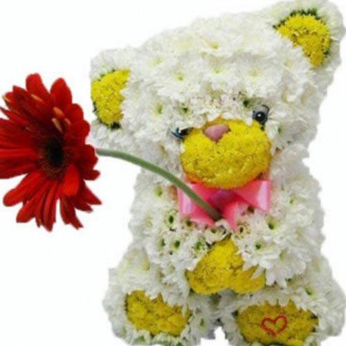 Купить игрушка из цветов-№1 в Комсомольске-на-Амуре