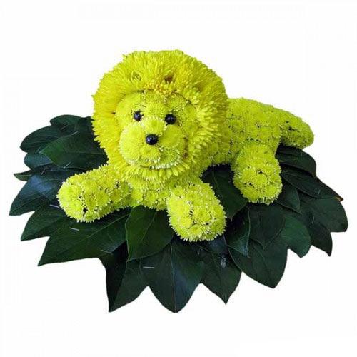 Купить игрушка из цветов-№6 в Комсомольске-на-Амуре