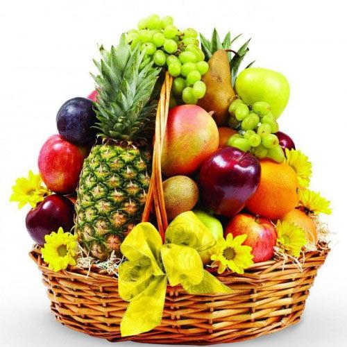 Купить корзина из фруктов №1 в Комсомольске-на-Амуре