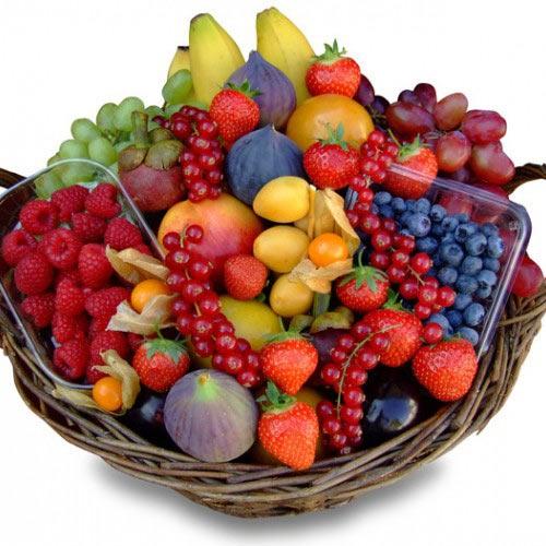 Купить корзина из фруктов №9 в Комсомольске-на-Амуре