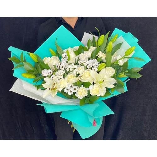 Купить букет «Апрель» с доставкой в Комсомольске-на-Амуре
