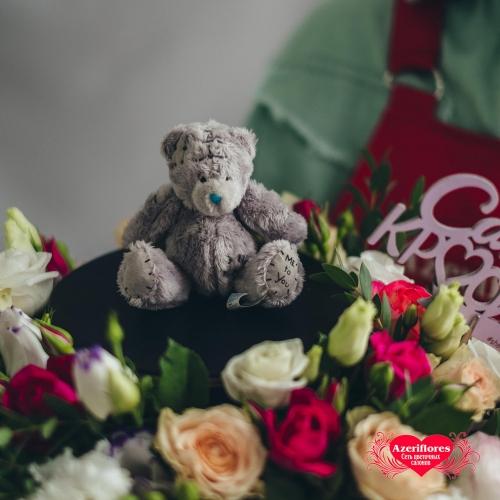 Купить букет «Самой красивой» в Комсомольске-на-Амуре