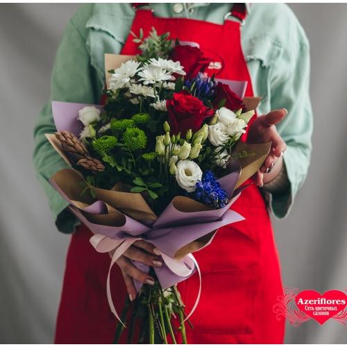 Купить «Милый букет» в Комсомольске-на-Амуре